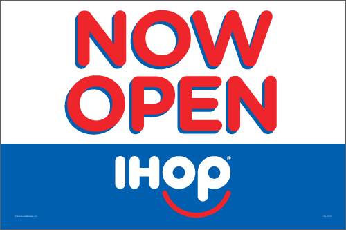 Coupons Ihop Local Store Marketing Materials From Smith: Yard Signs : IHOP, Local Store Marketing Materials From