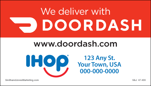 Coupons Ihop Local Store Marketing Materials From Smith: Doordash : IHOP, Local Store Marketing Materials From